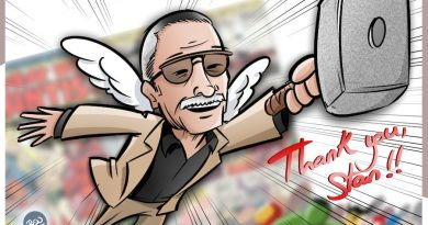 Thank you Stan Lee - BEN - tuvidaencomic.com